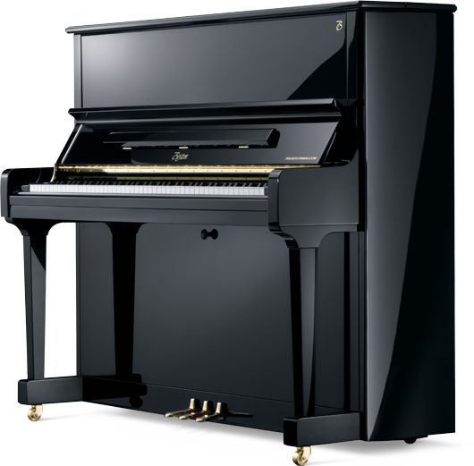 Upright Steinway Piano