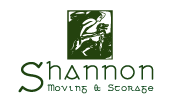 Shannon Moving & Storage | Full Service Moving and Storage
